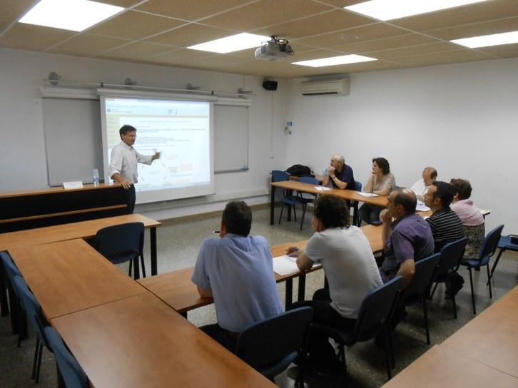 Debatent sobre Metodologies Actives